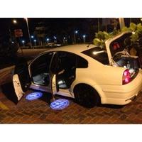 Подсветка дверей с Логотипом Авто
