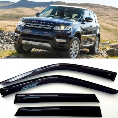Дефлекторы боковых Окон на Ленд Ровер Рендж Ровер Спорт 2 - Land Rover Range Rover Sport 2