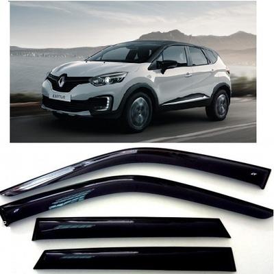 Дефлекторы боковых Окон на Рено КАПТУР - Renault KAPTUR