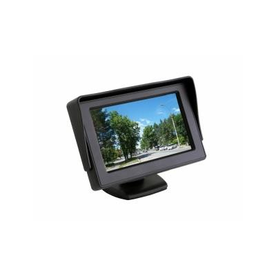 """Автомобильный Монитор для видеокамеры экран TFT LCD, размер 4,3"""",питание 12В, TV система PAL/NTSC №2"""