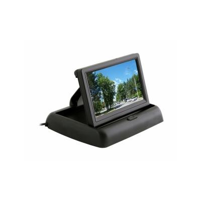 """Автомобильный Монитор для видеокамеры экран TFT LCD, размер 4.3"""",питание 12В, TV система PAL/NTSC №4"""