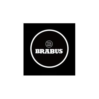 Подсветка для дверей с Логотипом BRABUS