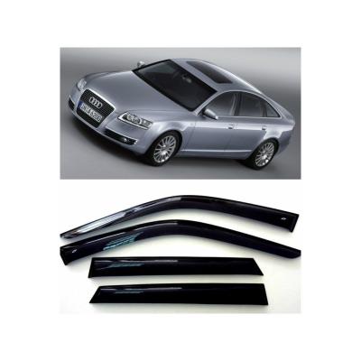 Дефлекторы боковых Окон на Ауди А6 Седан - Audi A6 2005-2011