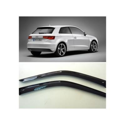 Дефлекторы боковых Окон на Ауди А3 Хэчбек 3д - Audi A3 Hb 3d (8P) 2003-2012