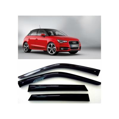 Дефлекторы боковых стекол на Ауди А1 Хэчбек 5д -Audi A1 Hb 5d с 2012