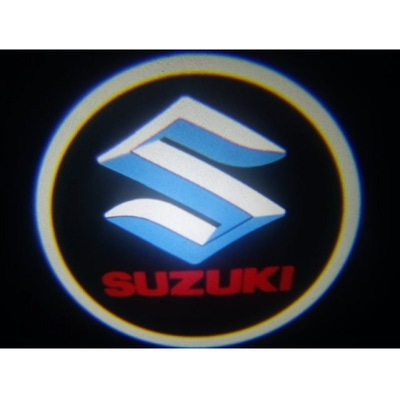 Подсветка для дверей с Логотипом Сузуки