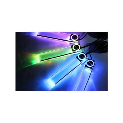 Многоцветная Подсветка Салона Автомобиля