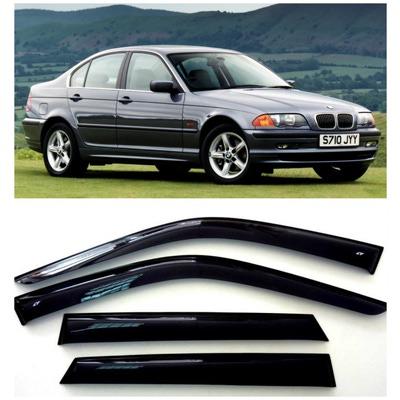 Дефлекторы боковых Окон на БМВ 3 Седан - BMW 3 Sd (E46) 1998-2005