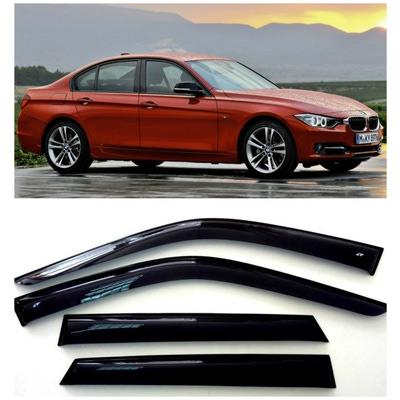 Дефлекторы боковых стекол на БМВ 3 Седан - BMW 3 Sd (F30/F35) 2012-2015