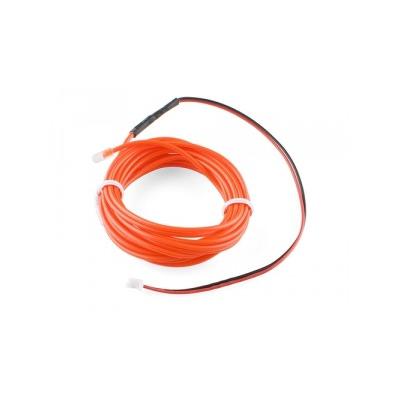 Оранжевый Холодный Неон