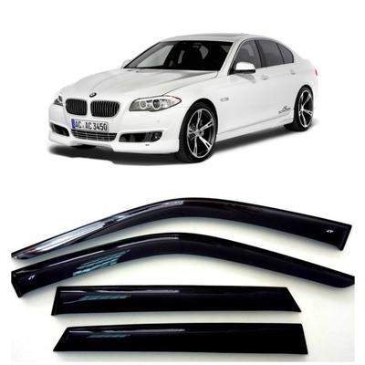 Дефлекторы боковых Окон на БМВ 5 Седан - BMW 5 Sd (F10/F11) 2011-2016
