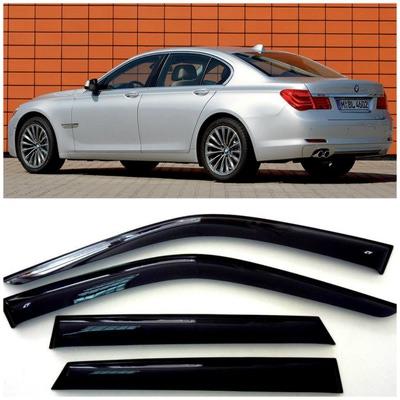 Дефлекторы боковых Окон на БМВ 7 Седан - BMW 7 Sd (F01/F03) 2008
