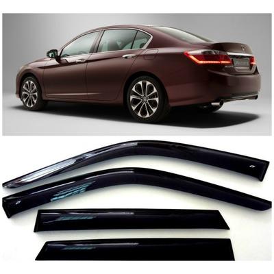 Дефлекторы боковых Окон на Хонда Аккорд 9 Седан - Honda Accord 9 Sd 2012-2016