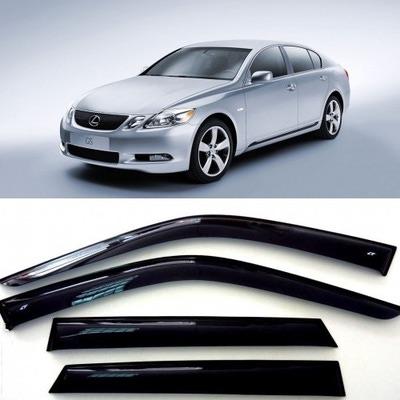 Дефлекторы боковых Окон на Лексус GS 3 - Lexus GS 3 2004-2012