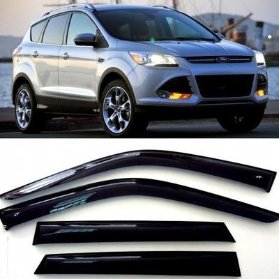 Дефлекторы боковых Окон на Форд Эскейп - Ford Escape 2012-2015