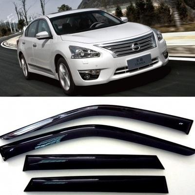 Дефлекторы боковых Окон на Ниссан Теана (L33) - Nissan Teana (L33) 2013-2015