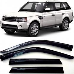 Дефлекторы боковых Окон на Ленд Ровер Рендж Ровер Спорт 1 - Land Rover Range Rover Sport 1 2005-2013