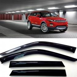 Дефлекторы боковых Окон на Ленд Ровер Рендж Ровер Эвок - Land Rover Range Rover Evoque 5d