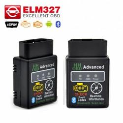 Диагностический Адаптер ELM 327-bluetooth HH OBD Advanced