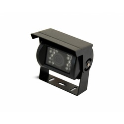 Автомобильная Камера заднего вида универсальная , на кронштейне, квадратная парк линии, №3