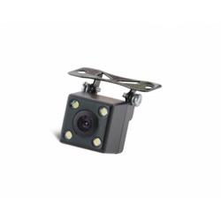 Автомобильная Камера заднего вида универсальная на кронштейне с LED подсветкой, парк линии № 4
