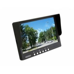 """Автомобильный Монитор для видеокамеры экран TFT LCD, размер 7"""",питание 12В, TV система PAL/NTSC № 6"""