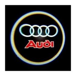 Подсветка для дверей с Логотипом Ауди