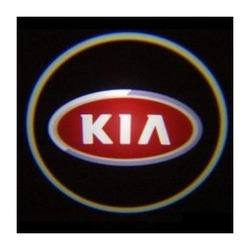 Подсветка для дверей с Логотипом КИА