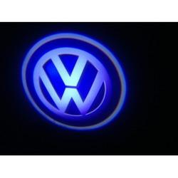Подсветка для дверей с Логотипом Фольксваген