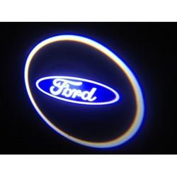 Подсветка для дверей с Логотипом Форд