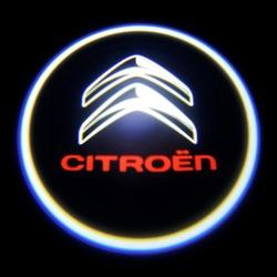 Подсветка для дверей с Логотипом Ситроен