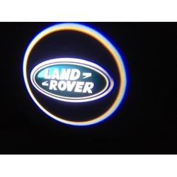 Подсветка для дверей с Логотипом Лендровер