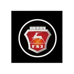 Подсветка для дверей с Логотипом ГАЗ (GAZ) Волга