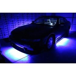 Подсветка днища автомобиля Светодиодная с Пультом 120 см Х 90 см