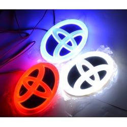 Светящаяся 4D Авто Эмблема Тойота