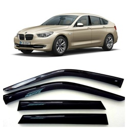 Дефлекторы боковых Окон на БМВ 5 Гран Туризмо - BMW 5 Grand Turismo (F07) 2013-