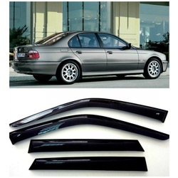 Дефлекторы боковых Окон на Бмв 5 Седан - BMW 5 Sd (E39)1995-2003