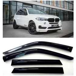 Дефлекторы боковых Окон на БМВ Х5 - BMW X5 (F15) 2013-2016