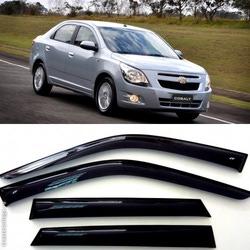 Дефлекторы боковых Окон на Шевроле Кобальт Седан - Chevrolet Cobalt Sedan 2012