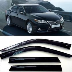 Дефлекторы боковых Окон на Лексус ЕС 6 - Lexus ES 6 2012-2016