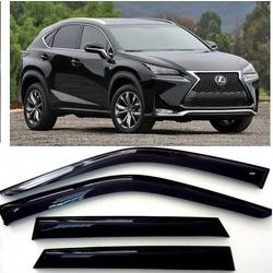 Дефлекторы боковых Окон на Лексус NX - Lexus NX