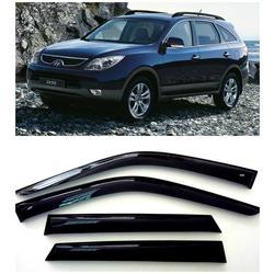 Дефлекторы боковых Окон на Хендай ix55 - Hyundai ix55 2008-2013