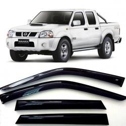 Дефлекторы боковых Окон на Ниссан Навара (D22) - Nissan Navara (D22) 2001-2005